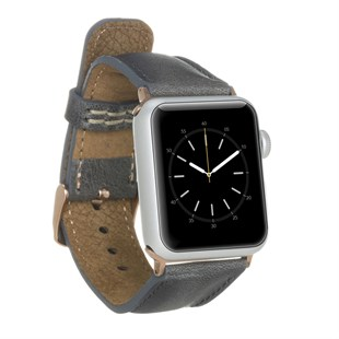 Bouletta Apple Watch Deri Kordon 42-44mm TN18EF