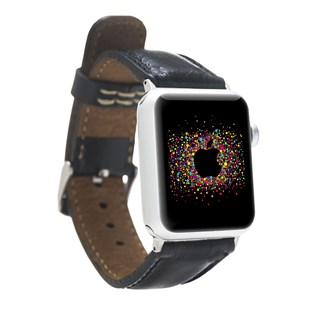 Bouletta Apple Watch Deri Saat Kordon 42/44mm-Taba