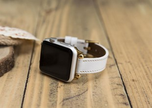 Bouletta Apple Watch Ferro Saat Kordonu 38/40mm F3 Beyaz
