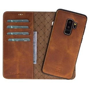 Bouletta Magic Wallet Deri Telefon Kılıfı-Samsung S9 Plus-G19
