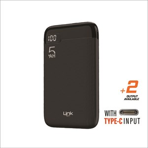 LT5 Strong 5000 Mah Powerbank