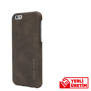 Bouletta iPhone 6 Plus Ultimate Jacket Deri Kılıf