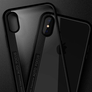 iPhone X Totu Design Crystal Colour Silikon Kılıf