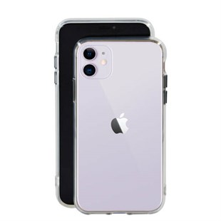iPhone 11 Tuşlu Way Silikon Kılıf