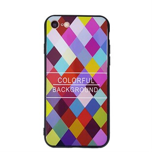 iPhone 7 & iPhone 8 Pop Kapak Colorful