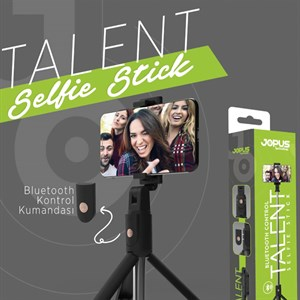 Jopus Talent Bluetooth Selfi Stick Ve Tripod