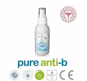 Pure Anti-b 100ml Dezenfektan