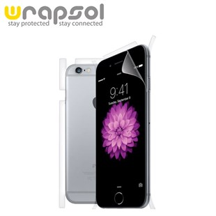 iPhone 6 Plus & iPhone 6S Plus Wrapsol Full Body Kaplama