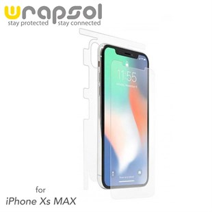iPhone XS Max Wrapsol Full Body Kaplama