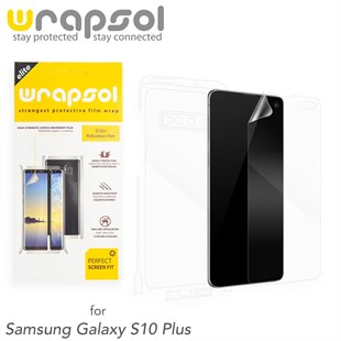 Samsung S10 Plus Wrapsol Full Body Kaplama